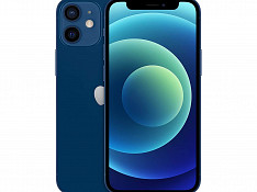 Apple iPhone 12 64Gb Dual Blue 5G With FaceTime Баку